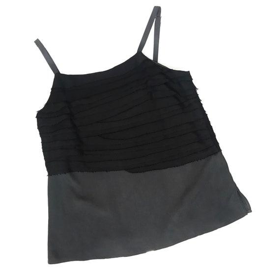 Rag and Bone black silk top, size 4 - image 1