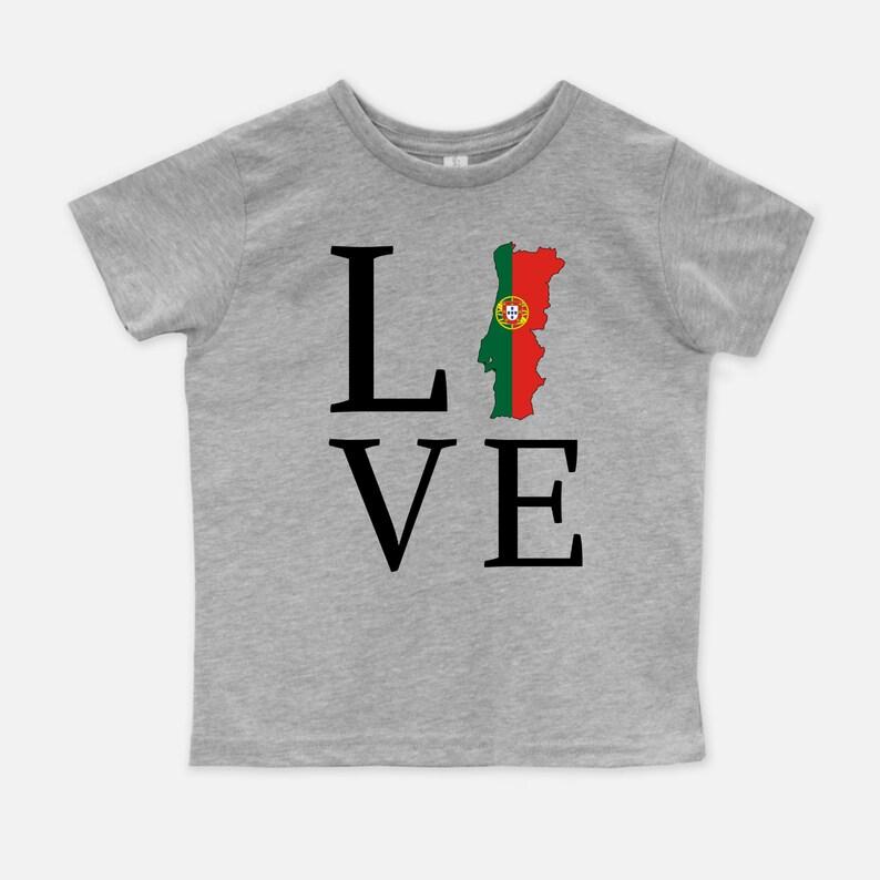 PORTUGUESE AMERICAN Kids Clothes Portuguese Toddler Tshirt NEW Portugal Kids Tshirt Portugal Baby Romper Portugal Kids Clothes