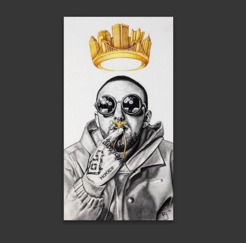 Mac Miller -MAGNET- A Legend Never Dies