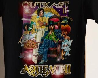 7ac295312 OutKast Aquemini T-Shirt, OutKast Shirt, Aquemini Shirt, OutKast T Shirt, OutKast  Clothing Unisex Clothing