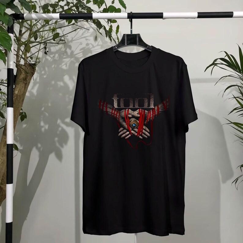 Tool Band T-Shirt US Tour 2019, Tool Shirt, Tool Tee, Tool Clothing 2-Side  Unisex Clothing
