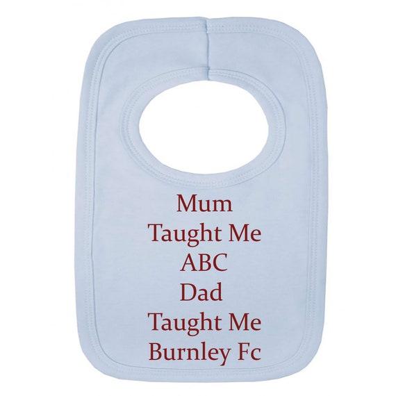 No.1 Fan CHELSEA Football Baby Bib