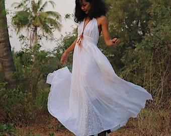 960af7664d3e Cloudy Maxi Dress  Sexy Long Dresses  Sleeveless Boho Maxi Dress   Boho  Maxi Dress Backless Dress  beach dress   Summer Dress
