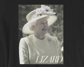 ba4d58dd15a Lizard Queen No.2 Unisex Shirt