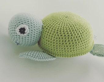 Gehäkelte Schildkröte Etsy