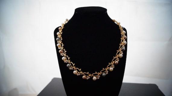 Perlenkette Braut
