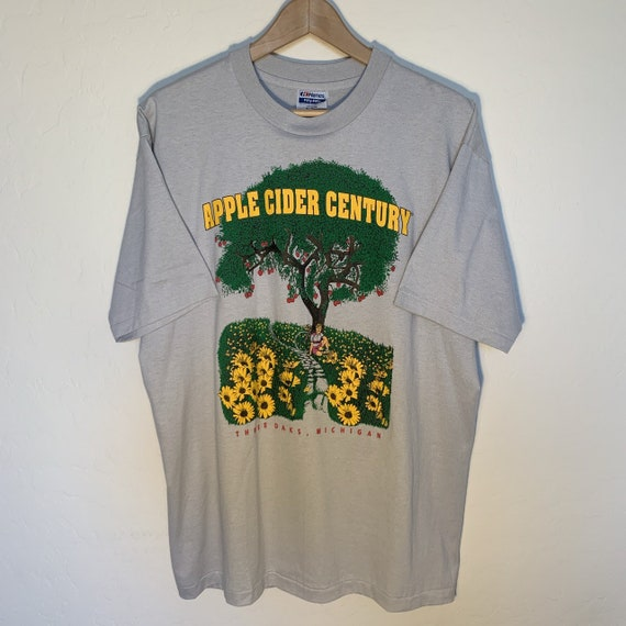 Vintage 90s Apple Cider Century t-shirt Large