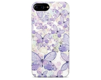 a1b398a2d18956 Inspired by Butterfly iPhone case X XR XS Max 8 7 plus 6 6s 5 5s se s ten  10 cover for mobile plastic silicone art gift Butterfly picture