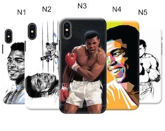 Muhammad Ali Boxing Training Motivation Fight Case Cove Galaxy S6 S7 S8 S9 S10