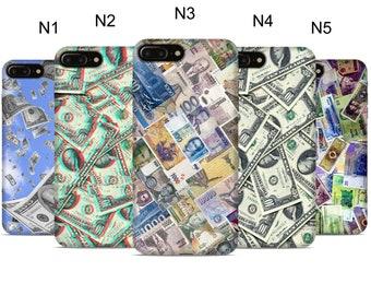 TPU Phone Case Cover for Samsung S20 5G,Grunge Dollar Bill Money One Dollar Texture Print,Design in USA