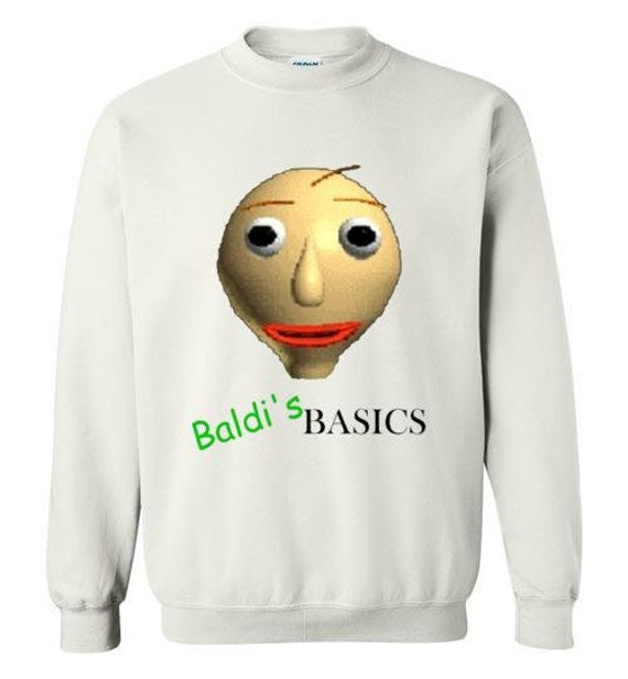 Kids Sweatshirt Inspired by the game Baldi's Basics