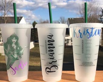 Starbucks Cup Etsy