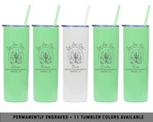 Sip Sip Olé Skinny Tumbler Arizona Bachelorette Party Scottsdale Party Cups Sedona Bachelorette Desert Party Cups Cactus Tumblers