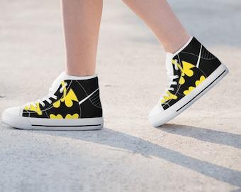 8fcbec77bf03 Batman Super Hero Custom Shoes