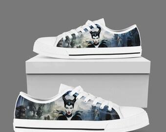 6b95de6ddb966 Maleficent shoes | Etsy
