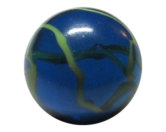 MARBLE BULK LOT 2 POUNDS OF 1 INCH MONARCH MEGA MARBLES FREE SHIPPING