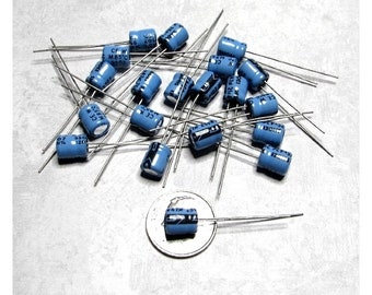 15 Small Capacitor Findings For DIY Wearable Tech Jewelry   Etsy
