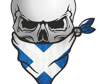 St Andrews Flag Scotland Ladies Knickers with ears!