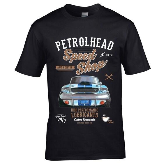 Koolart Petrolhead Speed Shop Motif /& Sierra Sapphire RS Cosworth Unisex Hoodie