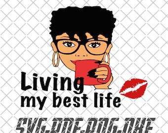 1837c4e73 Living my best life   Etsy