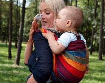 6a7b301bb9c Baby Carrier Woven Wrap