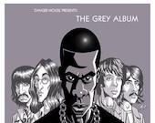Vinyl - The Grey ALBum - Jay -Z The Beatles (Danger Mouse)