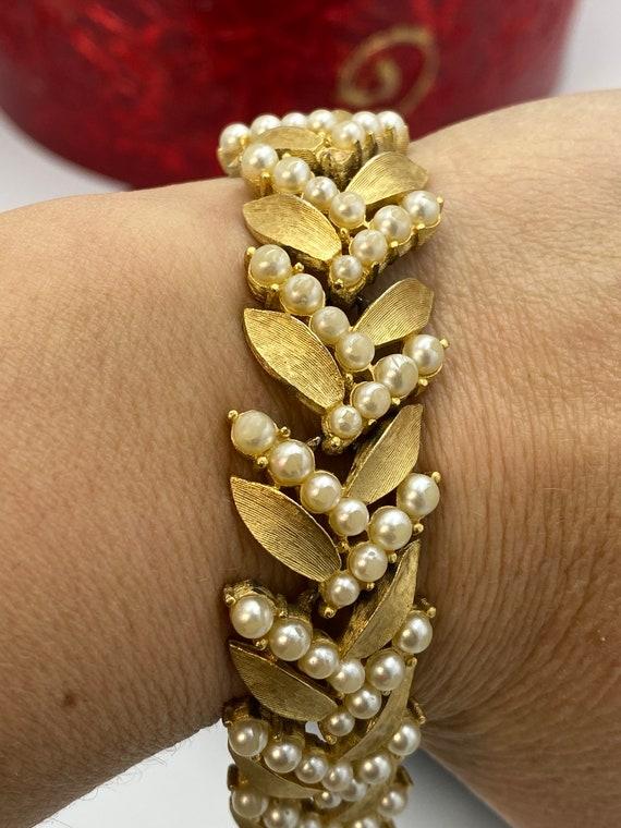 Trifari 1960 bracelet