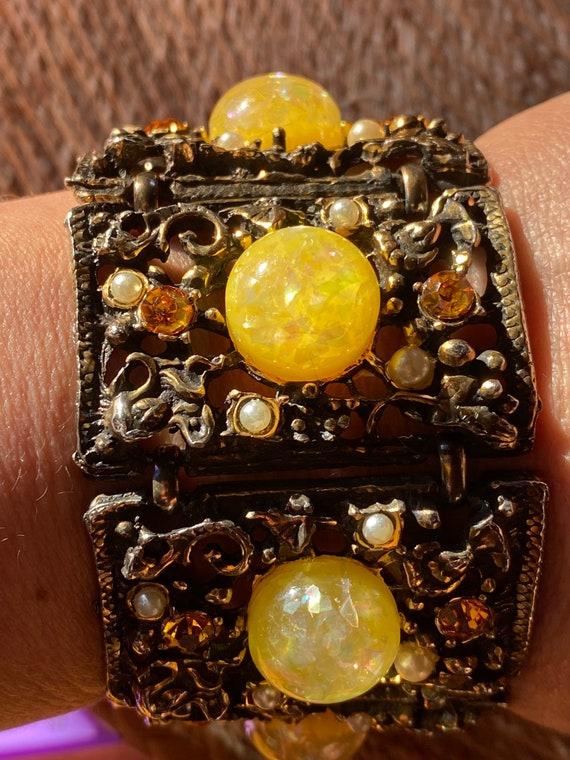 vintage 1950s bracelet