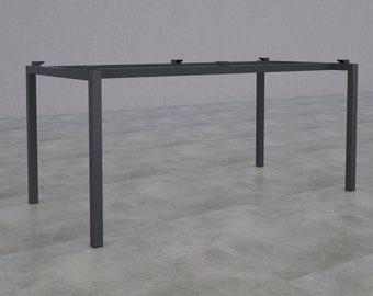 Metal Table Base Etsy