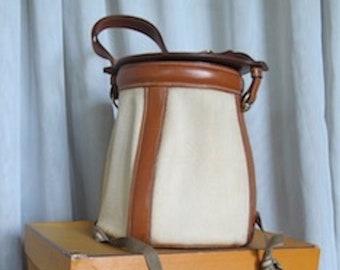 70efbd0b80269 Vintage Hermes Summer Bucket Bag in Original Box