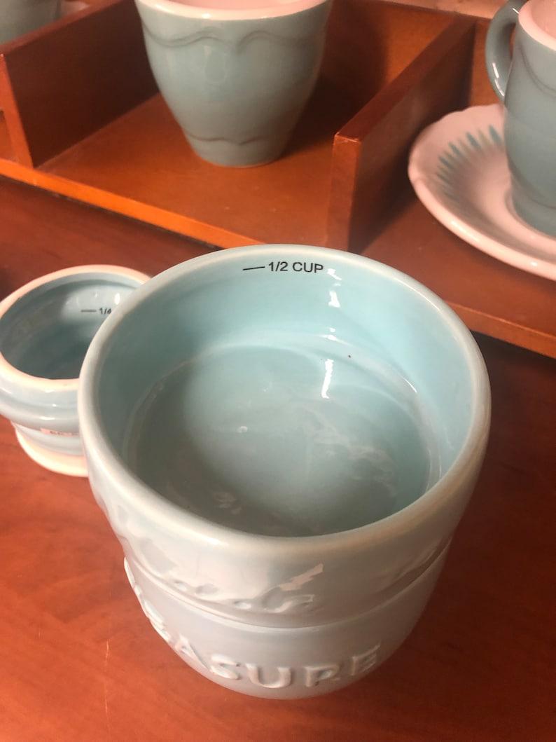 Decor  Jar Measuring Cups Set