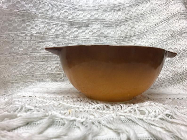 Mixing Bowl Vintage Pyrex Cinderella Ombre 1 12 Qt