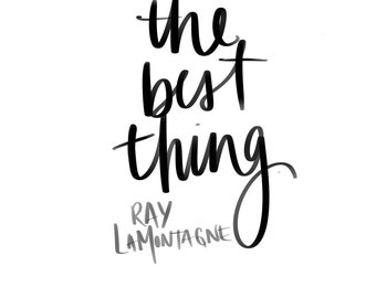 ray lamontagne let it be me download