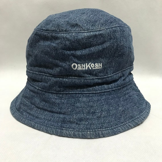 Oshkosh Bgosh denim jeans bucket hat size for your