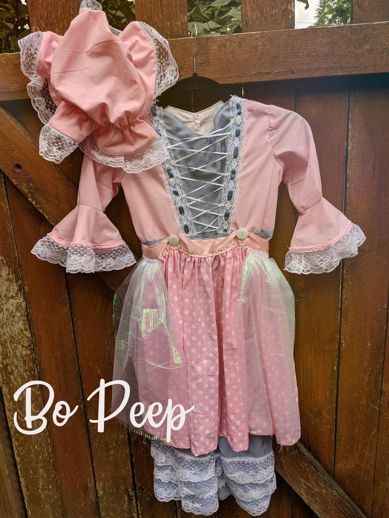 Bo Peep Costume // Toy Story 4 Costume // Girl's Toy Story image 0