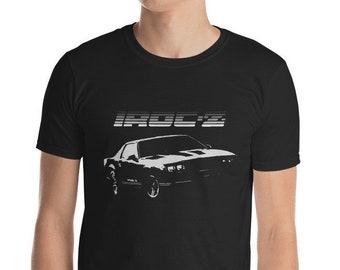 8b35dd6436 80's Chevy Camaro IROC Z T-Shirt