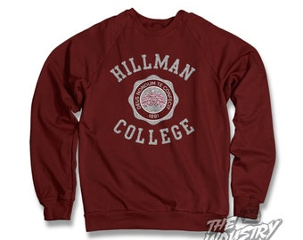 01df8e7a889 Hillman College Crewneck - A Different World