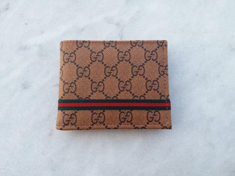 730dd953ee5b Gucci Wallet Men Designer Wallets Gucci Mens Wallet Gucci | Etsy