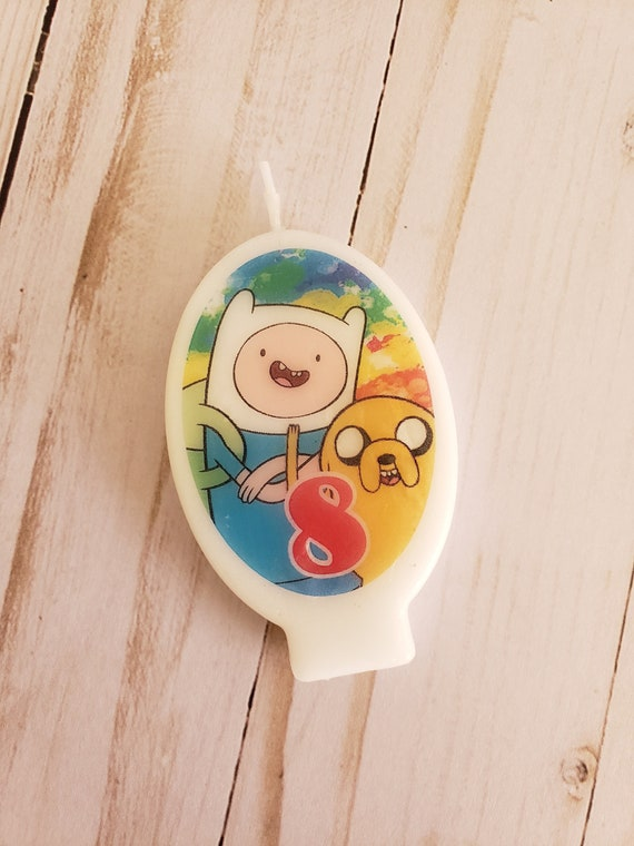 Pleasing Customized Adventure Time Candle Creativecarmelina Interior Chair Design Creativecarmelinacom