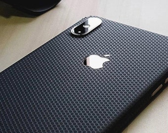 Black Matrix 3M Vinyl Wrap Decal Skin Sticker Case For Iphone X 7b53555e9f
