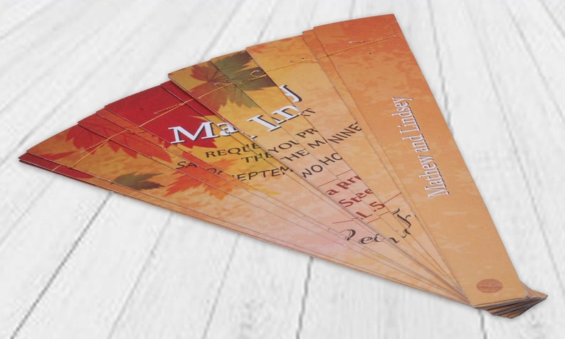 Engagement GRAB YOUR OFFER Hand Fan Invitation with Box /& Rsvp  Envelope  Wedding Tag Birthday Gift  Party FavorRustic A Baby Shower