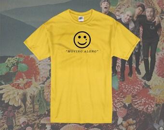 a42531571ba 5 Seconds Of Summer 5SOS Moving Along T Shirt