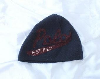 Polo Ralph Lauren Skull Cap Hat 28d4efc8c81