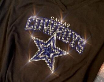 Dallas cowboy bling   Etsy