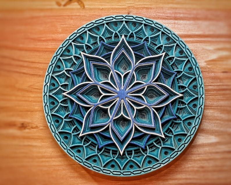 221+ Multi Layered Mandala Svg – SVG Bundles