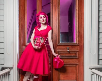"Photo Print - ""My Bloody Valentine"""
