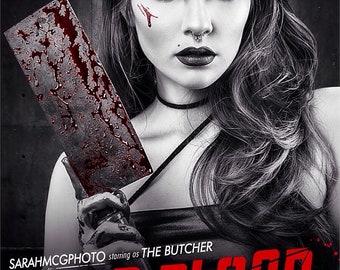 "Photo Print - ""Bad Blood"""