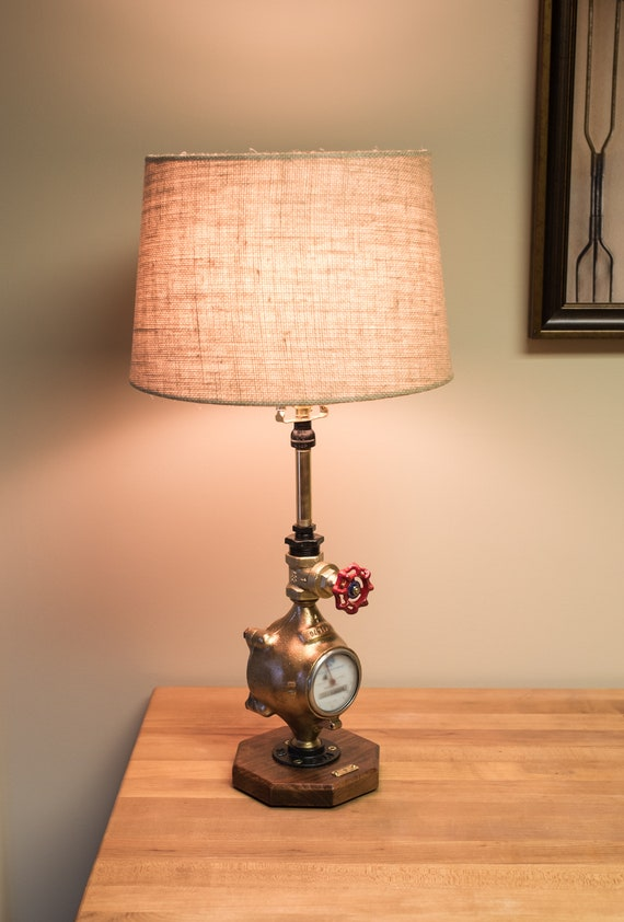 lowes rustic table lamps