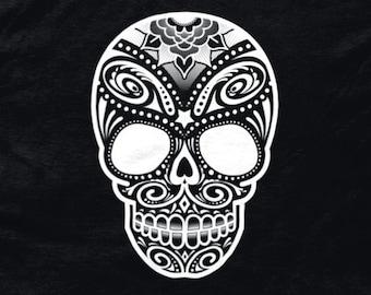 Pour l homme de la Mexique Punk croquis mexicain Tshirt Cool Tee gothique  Punk tête de mort Skull Candy vêtements T-shirts vêtements pour femmes 3cdb43ea6c8