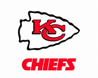 Download Kansas city chiefs svg | Etsy